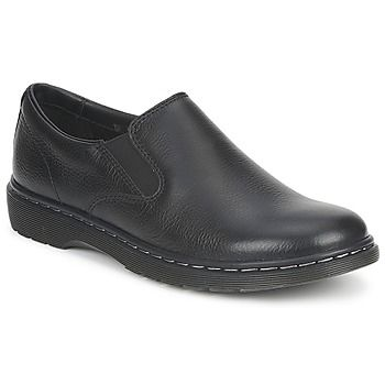 OUTLET 15% OFF! Did you know @Dr. Martens now makes #smartshoes ? These slip ons are great for work or casual, while keeping a rock edge! #docs #slipons #men #fashion #outlet #clearance