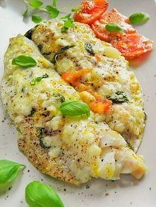 Zobacz zdjęcie Dorsz pieczony z ziołami i serem