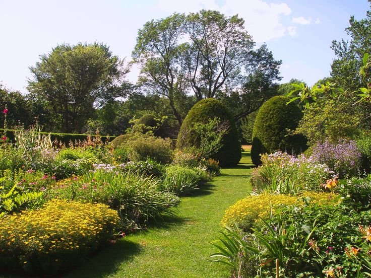 18 best Gardens images on Pinterest | Crane, Boston and Castles