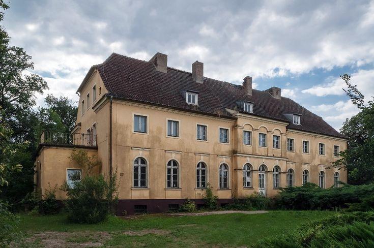 Gutshaus Nadrensee Haus, Immobilien, Immobilien kaufen