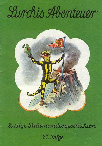 Das-waren-noch-Zeiten - Die 60er Jahre - Lurchis Abenteuer