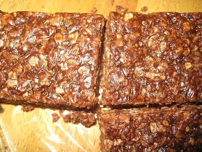 Gezonde Snickers Havermout koekjes (zonder bakken)
