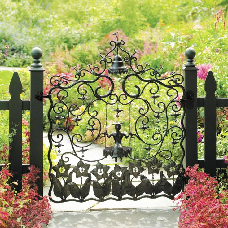 976 best Fence and Gate design images on Pinterest Gate design