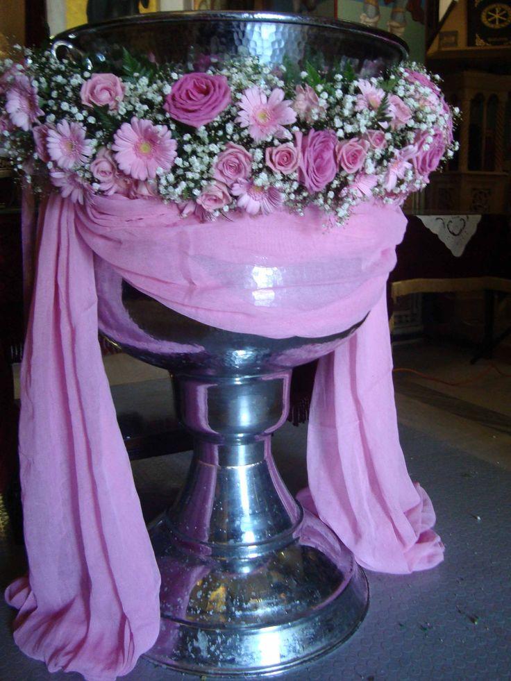 ΣΤΟΛΙΣΜΟΣ ΒΑΠΤΙΣΗΣ απο το www.floraldesign.gr