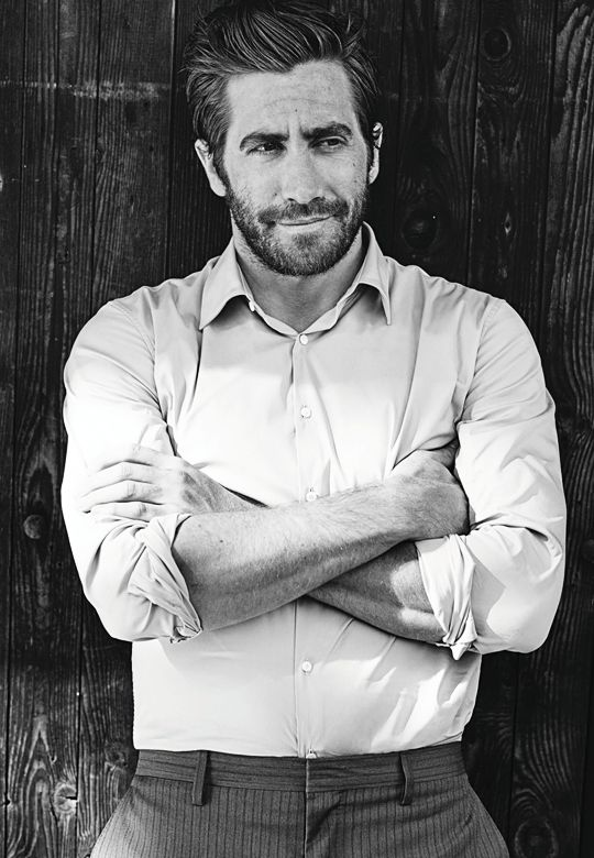 Jake Gyllenhaal for Sharp Magazine