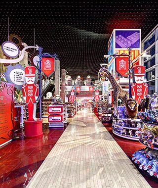World's Greatest Toy Stores: F.A.O. Schwarz
