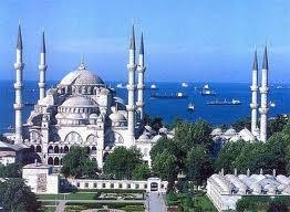 Sultan Ahmet Cami / İstanbul TURKEY