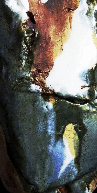 Glaze + oxide