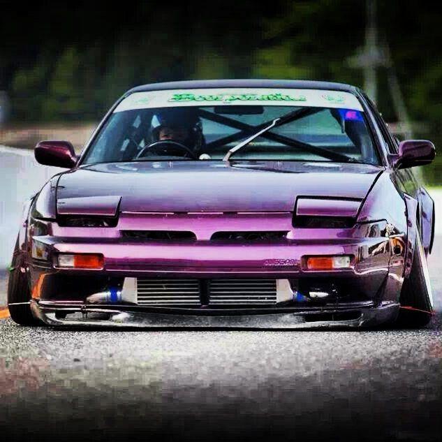Pignose 240sx Slammed Nissan 240sx S13 S14 S15 Silvia