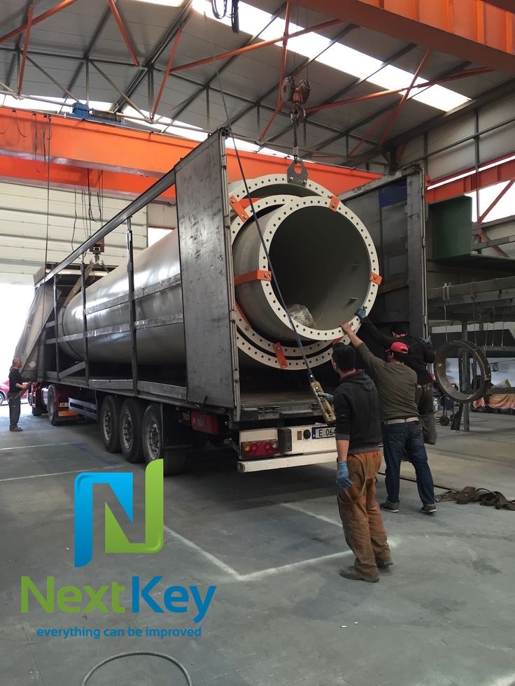 """""""wind turbine towers"""" construction in Europe. Next Key ltd produces steel towers for wind turbine manufacturers. http://www.nextkey.it"""