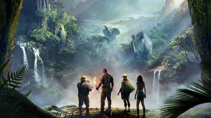 Jumanji: Welcome to the Jungle Full Movie Online HD-1080p