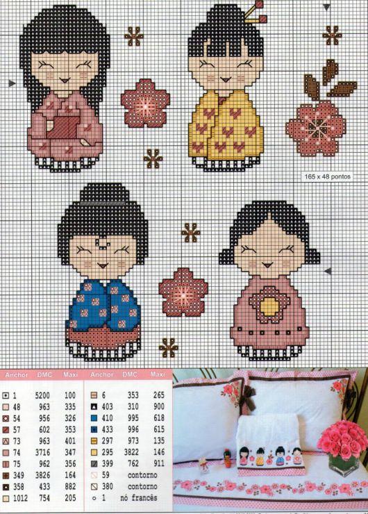 Gallery.ru / Фото #71 - toalhas infantis 2 - tekere205