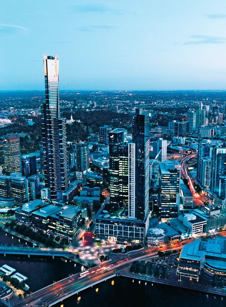 Melbourne Australia - No. 1 on Top Inspired list for best cities to live in and home of Lonely Planet. If someday i have the chance to visit this beautiful Australian city, i will go to their HQ and start bothering them in person like i do that here and on instagram :)))