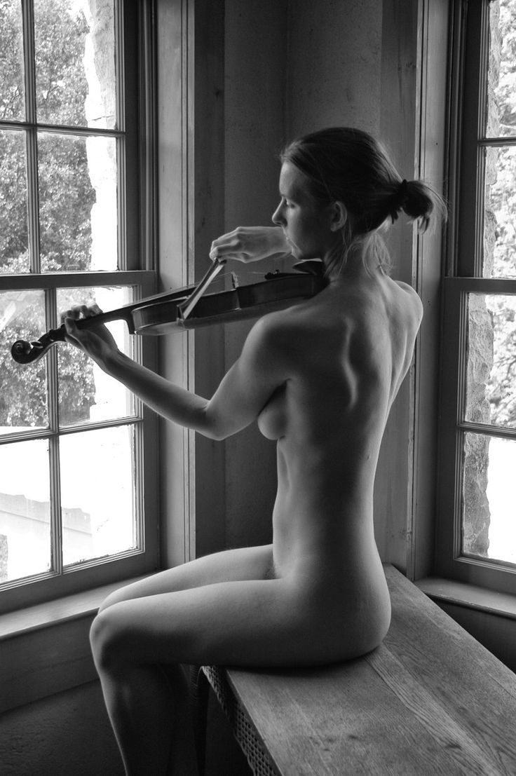 violin nude Find this Pin and more on Models w/Violin.