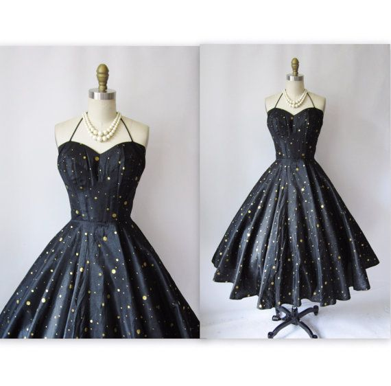 1950's vintage New Look dress