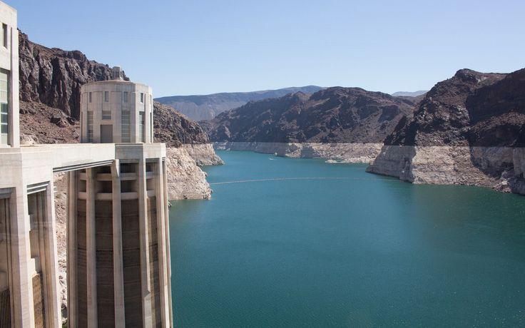 Water Dam Wallpaper [1920x1200]