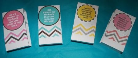 Daycare workers, Office staff, Teacher Thank You Gift Ideas- Hand Sanitizers from BBW with free printables