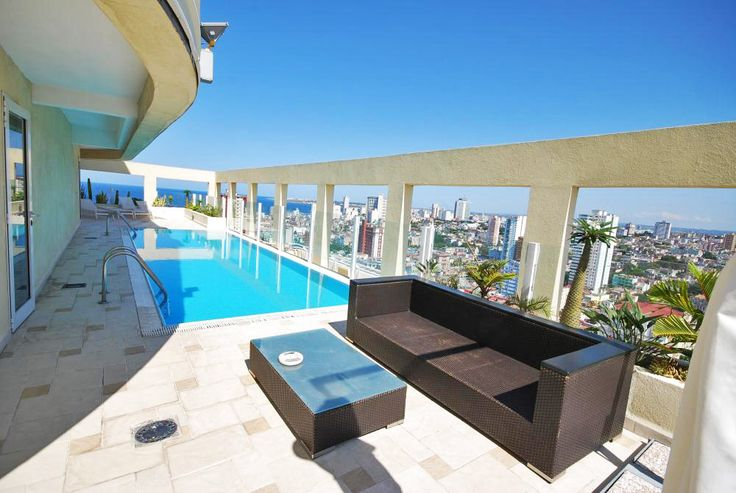 Cubastay's Ocean View Penthouse B Luxury Vacation Condo in Havana, Cuba
