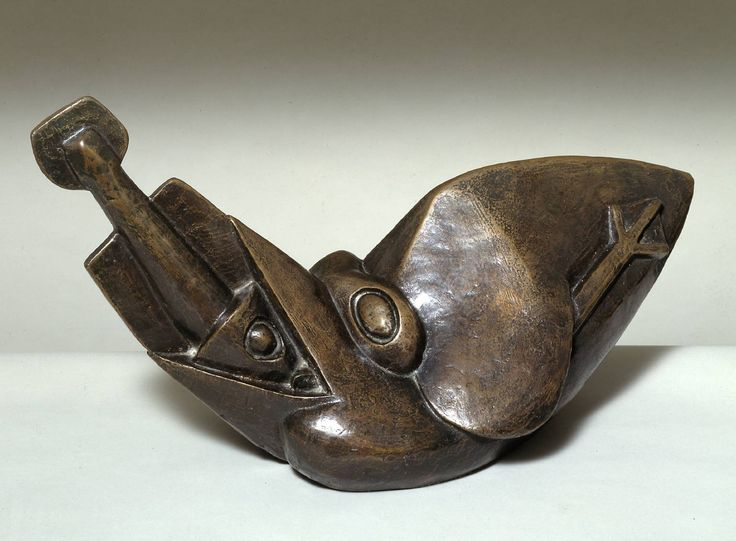 266 best modernismo livros arte poesia images on pinterest decorated for bravery he was killed in the trenches in june henri gaudier brzeska bird swallowing a fish circa cast 1964 bronze fandeluxe
