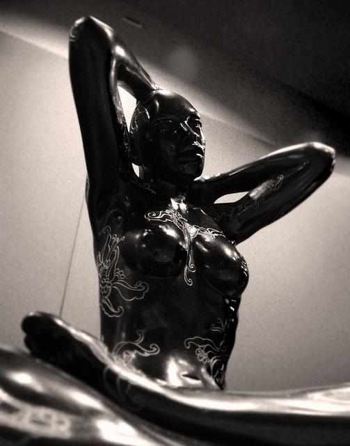 """RABARAMA """"ES-POSIZIONE"""" by vecchiatoarte, via Flickr"""