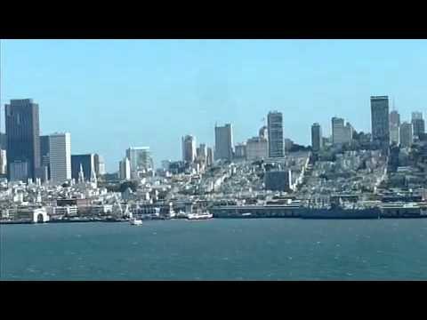 Alcatraz, fauna y vistas