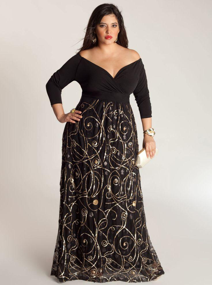17 Best images about Plus size Evening Gowns on Pinterest | Plus ...