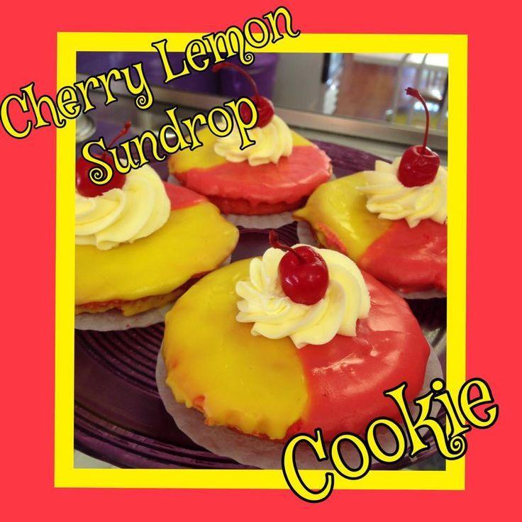 recipe: cherry lemon sundrop cheesecake [3]