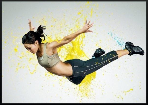 #kiralee_hayashi #stunt #grizzlies's_ball_girl_video