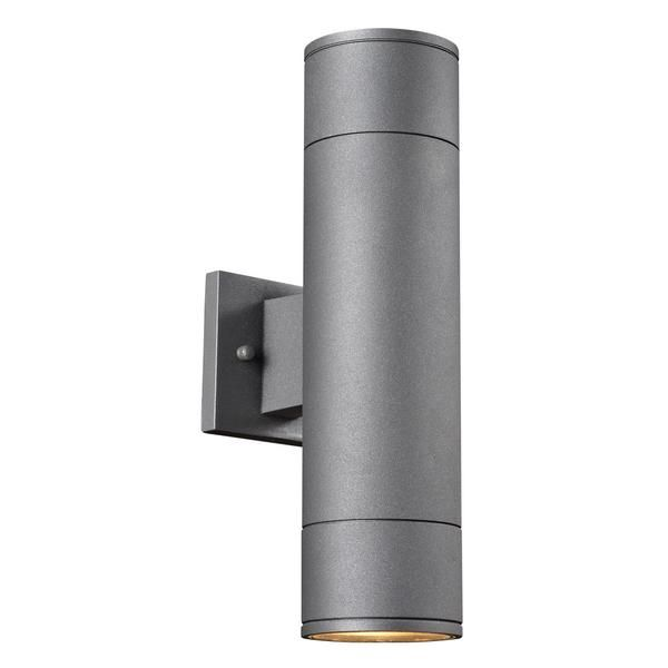 Buy the PLC 2 Light Outdoor Wall Light Fixture Troll-II Collection 8034 BZ at OutdoorLightingSupply.com; we offer the Outdoor Wall Light Fixture Troll-II Collection 8034 BZ with competive prices and free shipping. The PLC Lighting Outdoor Wall Light Fixture Troll-II Collection 8034 BZ is in stock now and ships fast!