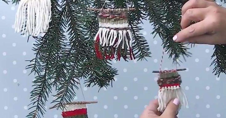 Miniryijy toimii sisustuksen piristäjänä joulun jälkeenkin. Ryijyjen tekeminen on ihanan luovaa ja helppoa. Tarvikkeet löytyvät omasta kaapistasi.