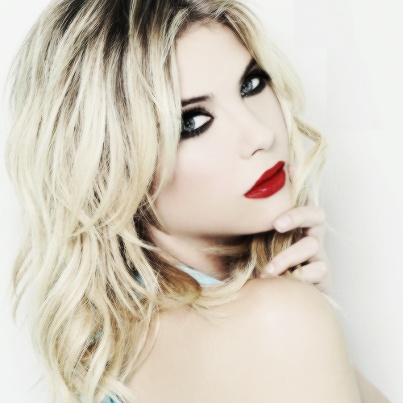 ashley benson as Aphrodite