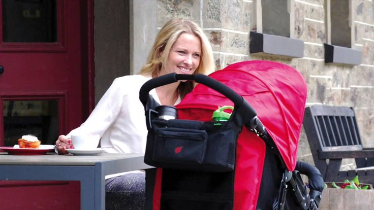 SmartPack Stroller Bag - UK 5 Star Review!