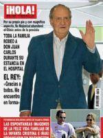 Hola! Magazine [Spain] (19 May 2010)
