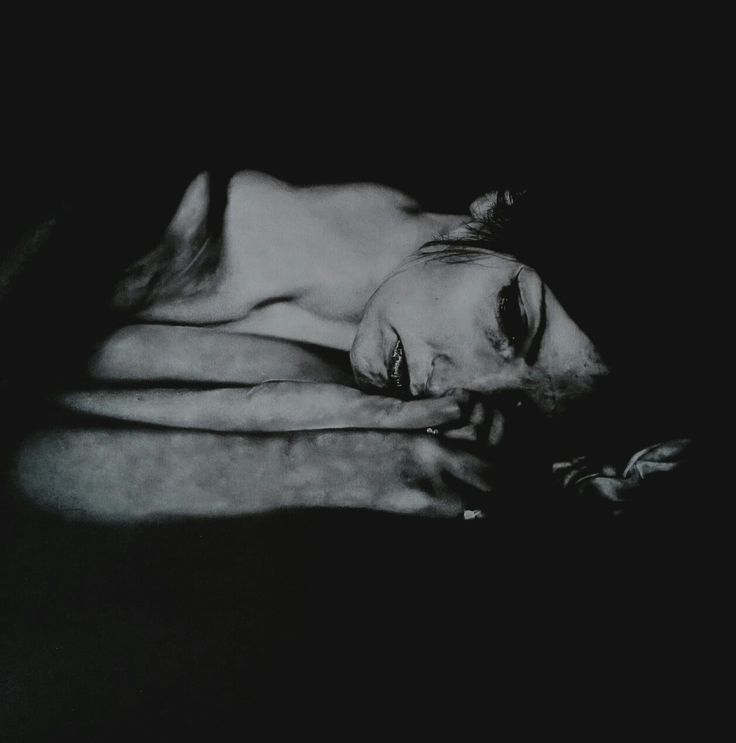 """""""Unsteady"""" graphite on paper by MaryAlice Reference pic: Kirtsy Mitchell"""