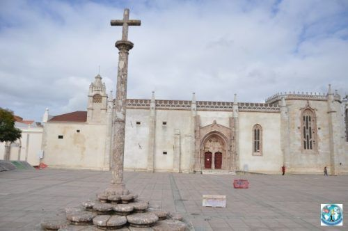 Convento de Jesus, also know as Monastery of Jesus is a must visit place of interest if you are in Setubal, close to Lisbon, Portugal's capital