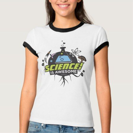 Science Is Awesome T-Shirt - tap, personalize, buy right now!