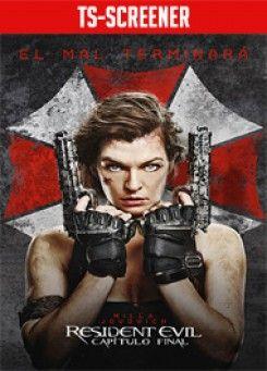 Resident Evil 6: Capítulo final