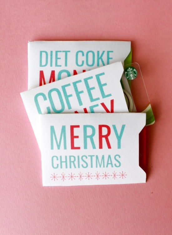 The 25+ best Gift card template ideas on Pinterest Christmas - christmas gift card template