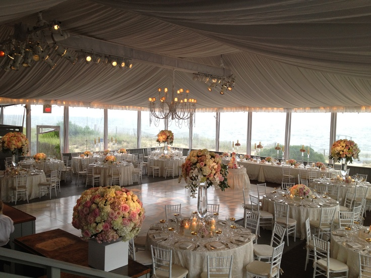Beautiful Weddings: Beautiful Wedding At The Popponesset Inn In Mashpee, MA