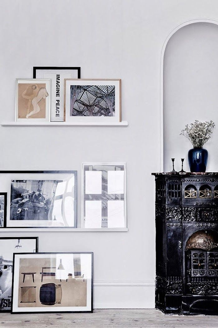 The home of stylist nathalie schwer nordicdesign · art wallswall