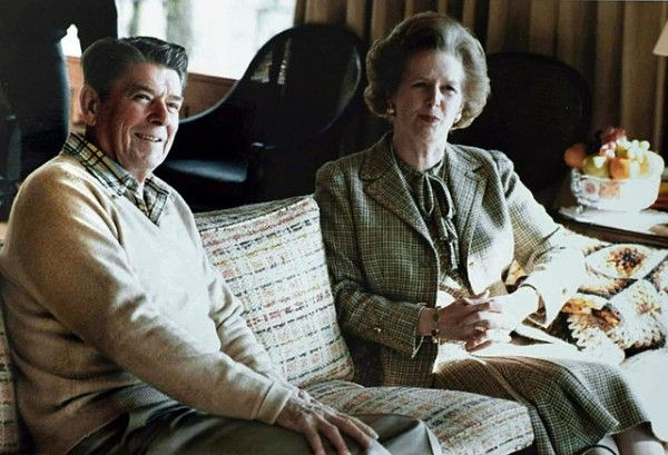 """""""Europe will never be like America. Europe is a product of history. America is a product of philosophy."""" -- Margaret Thatcher"""