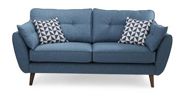 zinc express 3 seater sofa dfs awesome pinterest living