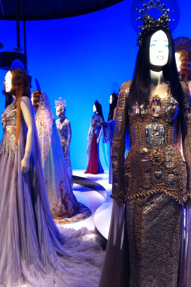 Jean Paul Gaultier Kunsthal Rotterdam. Great expo for fashion lovers!