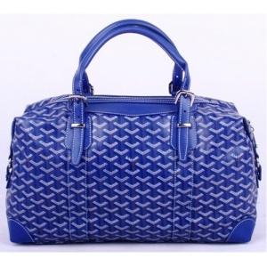 Goyard Boeing Travel Bag Blue $205