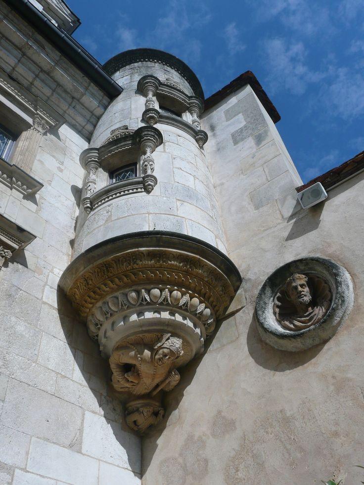 Hôtel Lallemand à Bourges  @Sabine_Corsin