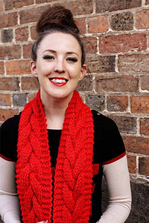 Knitting Pattern - Cowl - Cables - Plaits - Braids - Chunky Cable Cowl - Adult Cowl - Womens Cowl - Mens Cowl - Winter Warmer - Knitwear   An original knitting pattern by Jorth Knits!  A quick, chunky cable knit cowl – ideal for beginners attempting cables for the very first time. Knit up in super bulky yarn, this gorgeous textured cowl will be sure to keep you snuggly warm all winter long!   Sizes: One size fits all  Skill Level: Advanced beginner. This pattern is a great way to learn…