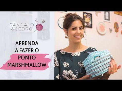 Aprenda a fazer o ponto marshmallow   Sândalo & Cedro - YouTube