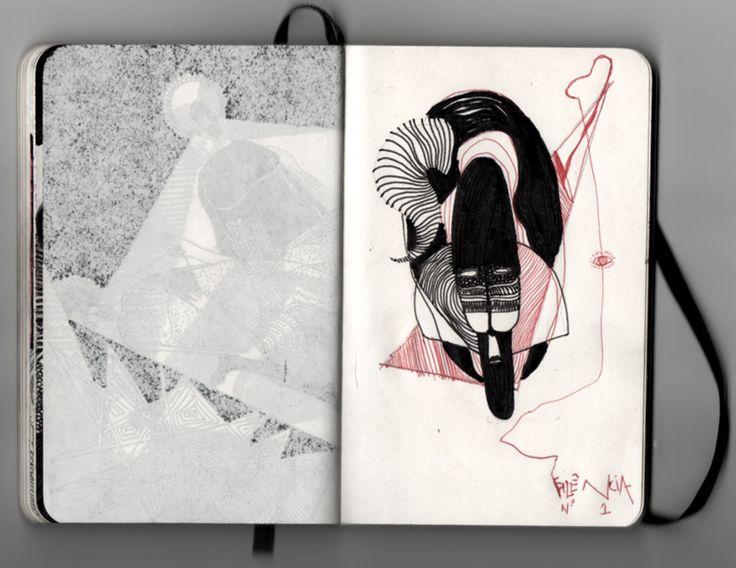 Julio Vieira sketch