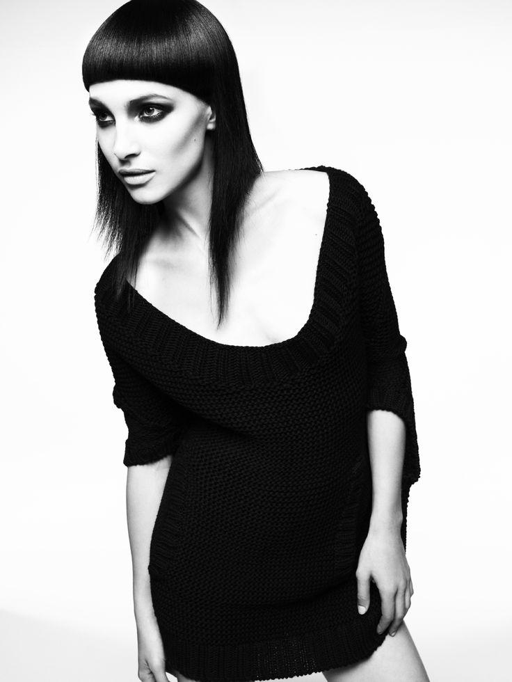Hair: Akin Konizi @ HOB Salons Photography: Jenny Hands