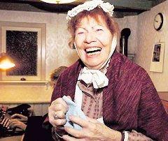 Riek Schagen (November 15, 1913 - July 14, 2008) Dutch actress (the childrensserie Swiebertje).